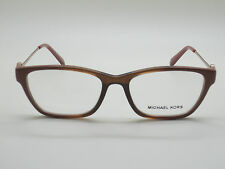 NEW MICHAEL KORS MK 8005 Deer Valley 3008 Mauve/Brown 52mm RX Eyeglasses