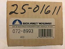 BRAKE MASTER CYLINDER BECK/ARNLEY fits 91 92 93 94 TOYOTA TERCEL
