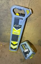 Radiodetection gCat4+ & Genny cable Detector cable avoidance tool Strike Alert
