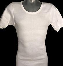 Bundeswehr Unterhemd T-Shirt Unterwäsche Herren weiß doppelripp NEU Gr. M-7XL