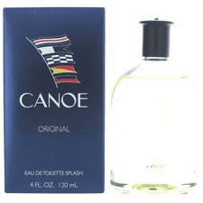 CANOE BY DANA FOR MEN-EDT-SPLASH-4.0 OZ-120 ML-AUTHENTIC-MADE IN USA