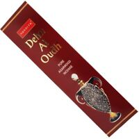 Nandita DEHN AL OUD Pure Agarwood Incense Sticks oudh, 50g, Hand Rolled in India