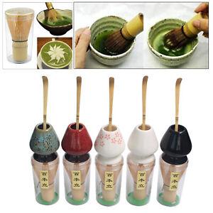 Bamboo Matcha Whisk Kanpeki Japanese Matcha Tea Set Matcha Spoon Perfect Traditional Starter Matcha Set Gift Chawan Matcha Bowl Matcha Whisk Holder Matcha Sifter