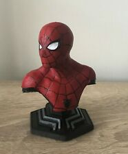 Spiderman Far From Home bust 3d printed