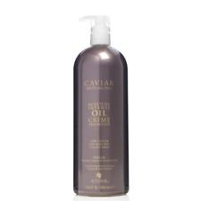 Alterna Caviar Moisture Intense Oil Creme Shampoo 1000ml With PUMP