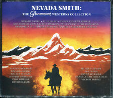 NEVADA SMITH: THE PARAMOUNT WESTERNS COLLECTION Soundtrack 4-CD Limited Edition