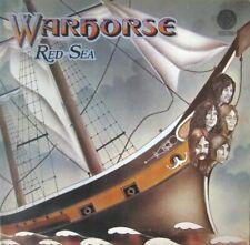 Warhorse Red Sea VERTIGO SWIRL NEAR MINT Vertigo Vinyl LP