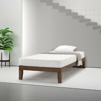 "Slumber Comfort 6"" Bunk Full Size Bunk Bed Innerspring Mattress For Home Bedroom"