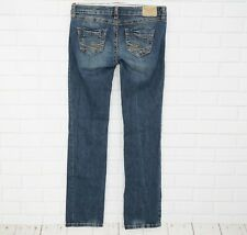 EDC by Esprit  2 Wahl Jeans Skinny Röhrenjeans Colored Denim mint-W27//L32