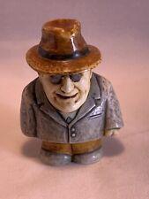 Historic Pot Bellys Us President Franklin D. Roosevelt Figurine 2001 Harmony
