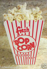 POPCORN Boxes/Tubs/Containers for Parties/Events/Graduation/Birthday/Movie=50 LG