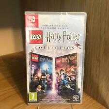 Lego Harry Potter 1-4 & 5-7 Remastered Collection Nintendo Switch New Sealed
