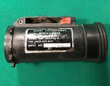 USED AN/PVS-3 1ST GENERATION NIGHT VISION SNIPER SCOPE BODY W SWITCH parts