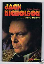 JACK NICHOLSON  DIDIER SANDRE  SOLARSTAR 1981