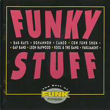 Funky Stuff: the Best of Funk Essentials (1993 U.S. 11 Track CD) * PARLIAMENT