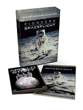 Pioneers of Space Flight DVD and Magazine Book Gift Set Apollo 11 Story
