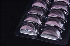 5Pairs Silicone Gasket Eyelash Curler Curling Perming Kit Apply XU