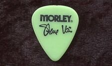Steve Vai 2002 Morley Pedals promo Guitar Pick! #1