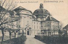 AK aus Klosterneuburg, Augustiner Chorherrenstift, Niederösterreich (C31)