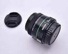 Pentax SMC Pentax-DA 35mm f/2.4 AL Lens with Pentax K Mount Caps (#4849)