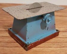 Antriebsmodell Bing kleine Kreissäge 20er-30er Jahre/Dampfmaschine