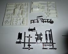 A72CN AMT 1972 CHEVY SMALL BLOCK 2 ENGINE SET 1/25 Model Car Mountain