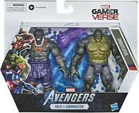 "MARVEL GAMERVERSE AVENGERS UNDEFEATED HULK VS ABOMINATION 6"" FIGURE  New🔥"