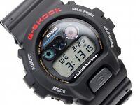Casio NEW G-Shock DW-6900 Digital Watch Diver  Illuminator Stopwatch DW-6900-1V