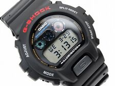 Casio NEW G-Shock DW-6900 Digital Watch Diver  Illuminator Stopwatch DW-6900-1V