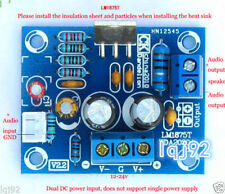 Handmade 20W New Stereo Audio HIFI Amplifier Module LM1875T Mono Channel Kit