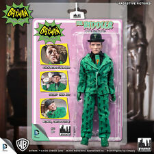Batman 1966 8-in Retro Mego Emerald City Exclusive Riddler Green Suit Variant