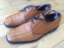 Loake Homme Tan Chaussures 7.5 Formel Chaussures Marron Design SUPERBE