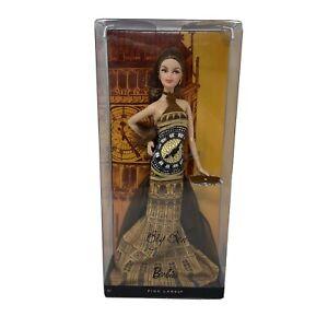 Barbie Dolls of the World Landmark Collection BIG BEN  T2131  2010  NIB
