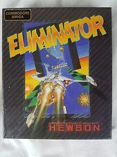 Eliminator-Hewson 1988 Commodore Amiga Game