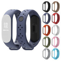 Sports Strap Silicone Replacement Watch Band Bracelet For Xiaomi Mi Band 3/4