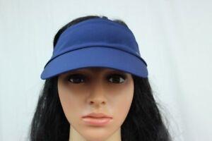 Ladies Ralph Lauren Blue RLX Golf Sun Visor~NWT~