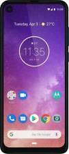 "Motorola Moto One Vision Sapphire Gradient 128GB 4GB RAM 6.3"" Googleplay Phone"