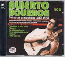Balada 60s 70s 80s MEGA RARE Alberto Bourbon TODAS SUS GRABACIONES 1968-1975