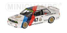 1:43 BMW M3 n°47 Zolder 1987 1/43 • MINICHAMPS 430872047