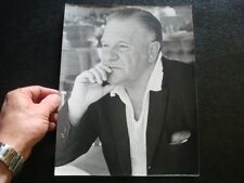 Writer LAWRENCE DURRELL Author ALEXANDRIA QUARTET Orig Photograph by Jerry Bauer