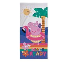 Peppa Pig Hooray toalla Baño playa 100 Cotton Niños Niñas