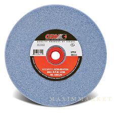 6x3/4x1 Grinding Wheel Premium Blue Aluminum Oxide for Bench Grinder Grit 36