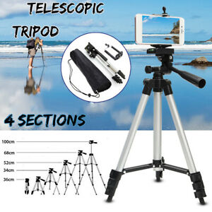 Professional Camera Tripod Stand Holder Mount For iPhone For Samsung Cell Phone