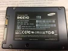"""MZ-7TE1T0 MZ-7TE1T0HMHP Samsung 840 EVO 1TB Solid State Drive 2.5"""" SATAIII SSD"""