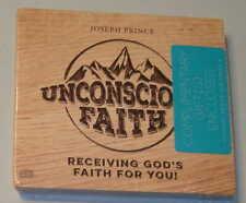 Unconscious Faith, Receiving God's Faith For You! Joseph Prince, 3-CD Set, NEW!