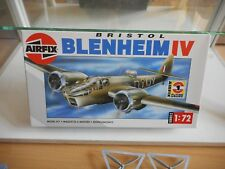 Modelkit Airfix Bristol Blenheim IV on 1:72 in Box