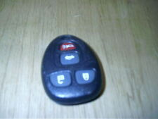 Original GM OEM Factory Keyless Entry Remote Keyfob 15912859 Battery Tested