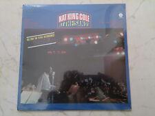 Nat King Cole At The Sands Rare Us Capitol Vinyle 60 S LP Mint Encore Scellé