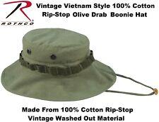Rothco Vintage Vietnam Style Boonie Hat Olive Drab 7 1 4 e60e170b8705