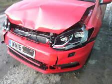 damaged 2016 vw polo gti